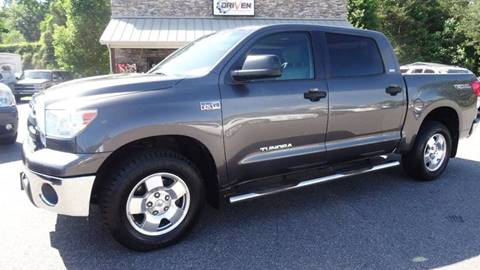 2011 Toyota Tundra for sale at Driven Pre-Owned in Lenoir NC