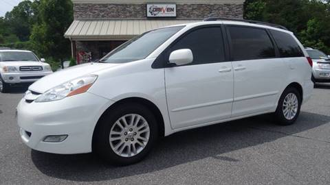 2010 Toyota Sienna for sale at Driven Pre-Owned in Lenoir NC
