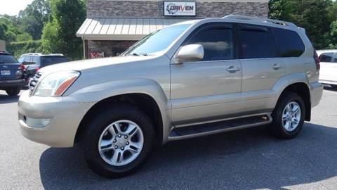 2005 Lexus GX 470 for sale at Driven Pre-Owned in Lenoir NC