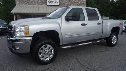 2014 Chevrolet Silverado 2500HD for sale at Driven Pre-Owned in Lenoir NC