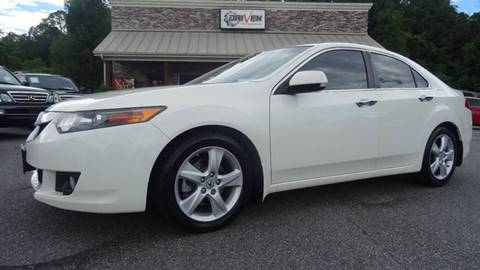 2010 Acura TSX for sale at Driven Pre-Owned in Lenoir NC