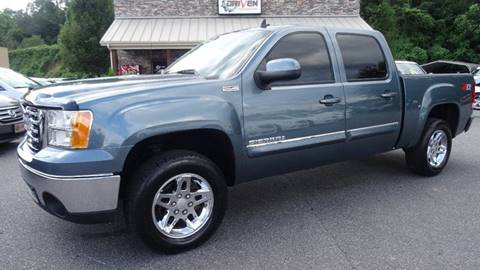 2008 GMC Sierra 1500 for sale at Driven Pre-Owned in Lenoir NC