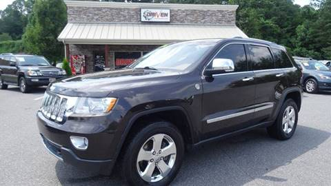 2011 Jeep Grand Cherokee for sale at Driven Pre-Owned in Lenoir NC
