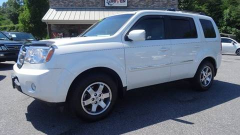 2011 Honda Pilot for sale at Driven Pre-Owned in Lenoir NC