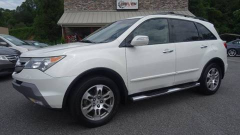 2007 Acura MDX for sale at Driven Pre-Owned in Lenoir NC