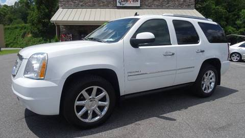 2011 GMC Yukon for sale at Driven Pre-Owned in Lenoir NC