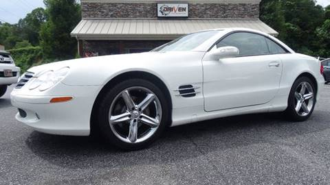 2006 Mercedes-Benz SL-Class for sale at Driven Pre-Owned in Lenoir NC