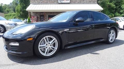 2011 Porsche Panamera for sale at Driven Pre-Owned in Lenoir NC