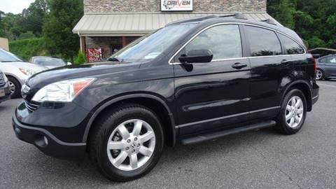 2008 Honda CR-V for sale at Driven Pre-Owned in Lenoir NC