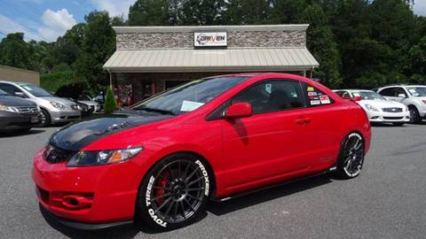2011 Honda Civic for sale at Driven Pre-Owned in Lenoir NC