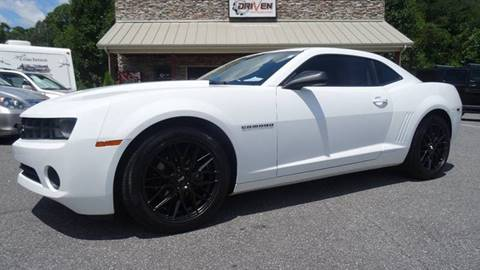 2012 Chevrolet Camaro for sale at Driven Pre-Owned in Lenoir NC