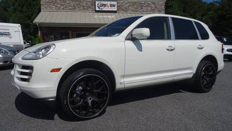 2008 Porsche Cayenne for sale at Driven Pre-Owned in Lenoir NC