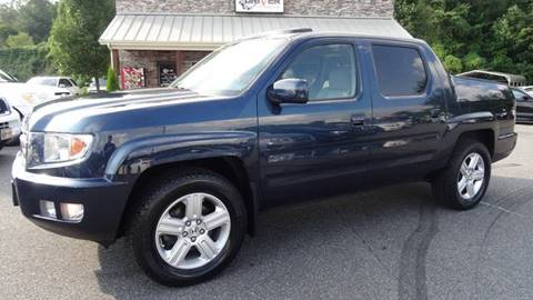 2010 Honda Ridgeline for sale at Driven Pre-Owned in Lenoir NC