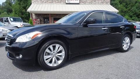 2011 Infiniti M37 for sale at Driven Pre-Owned in Lenoir NC