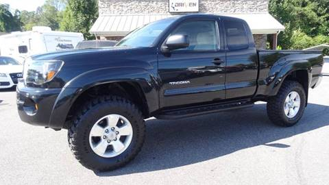 2007 Toyota Tacoma for sale at Driven Pre-Owned in Lenoir NC