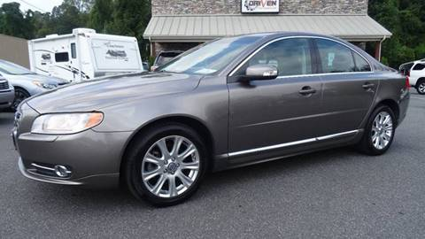2010 Volvo S80 for sale at Driven Pre-Owned in Lenoir NC