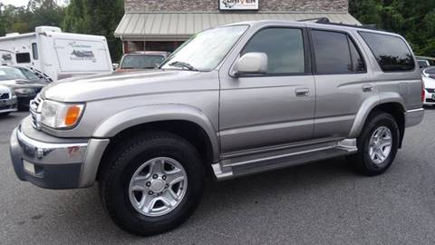 2002 Toyota 4Runner for sale at Driven Pre-Owned in Lenoir NC