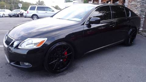 2007 Lexus GS 350 for sale at Driven Pre-Owned in Lenoir NC