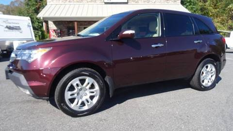 2009 Acura MDX for sale at Driven Pre-Owned in Lenoir NC