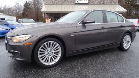 2013 BMW 3 Series for sale at Driven Pre-Owned in Lenoir NC
