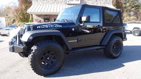 2008 Jeep Wrangler for sale at Driven Pre-Owned in Lenoir NC
