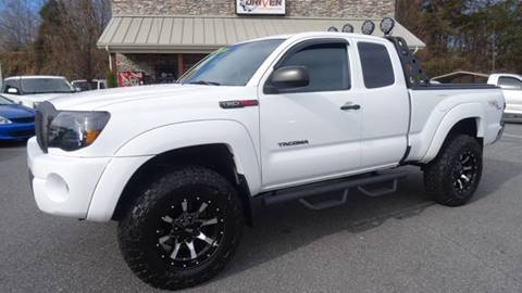 2011 Toyota Tacoma for sale at Driven Pre-Owned in Lenoir NC