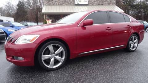 2006 Lexus GS 430 for sale at Driven Pre-Owned in Lenoir NC
