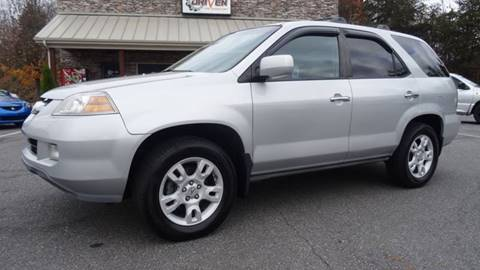 2004 Acura MDX for sale at Driven Pre-Owned in Lenoir NC