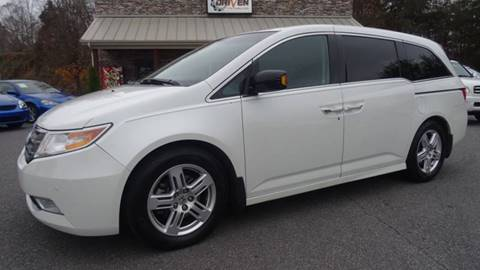 2012 Honda Odyssey for sale at Driven Pre-Owned in Lenoir NC