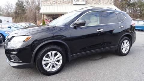 2016 Nissan Rogue for sale at Driven Pre-Owned in Lenoir NC