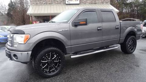 2013 Ford F-150 for sale at Driven Pre-Owned in Lenoir NC