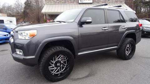 2012 Toyota 4Runner for sale at Driven Pre-Owned in Lenoir NC
