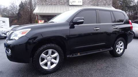 2010 Lexus GX 460 for sale at Driven Pre-Owned in Lenoir NC