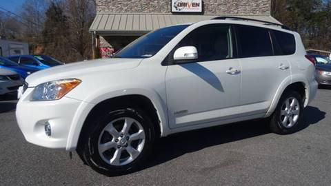 2010 Toyota RAV4 for sale at Driven Pre-Owned in Lenoir NC