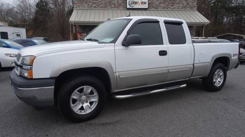 2005 Chevrolet Silverado 1500 for sale at Driven Pre-Owned in Lenoir NC