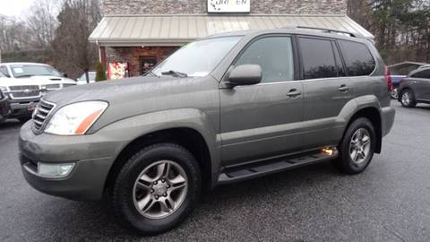 2006 Lexus GX 470 for sale at Driven Pre-Owned in Lenoir NC