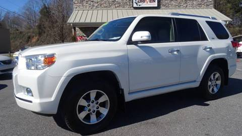 2013 Toyota 4Runner for sale at Driven Pre-Owned in Lenoir NC