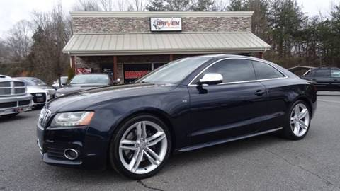 2011 Audi S5 for sale at Driven Pre-Owned in Lenoir NC