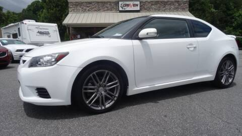 2012 Scion tC for sale at Driven Pre-Owned in Lenoir NC