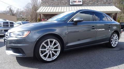 2015 Audi A3 for sale at Driven Pre-Owned in Lenoir NC