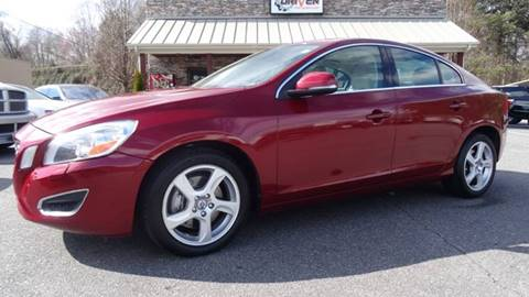 2012 Volvo S60 for sale at Driven Pre-Owned in Lenoir NC