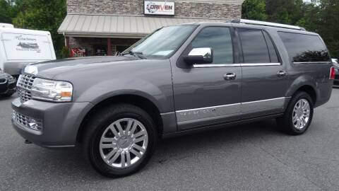 2011 Lincoln Navigator L for sale at Driven Pre-Owned in Lenoir NC