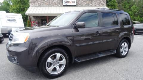 2012 Honda Pilot for sale at Driven Pre-Owned in Lenoir NC