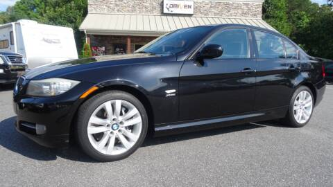 2010 BMW 3 Series for sale at Driven Pre-Owned in Lenoir NC
