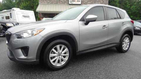 2013 Mazda CX-5 for sale at Driven Pre-Owned in Lenoir NC
