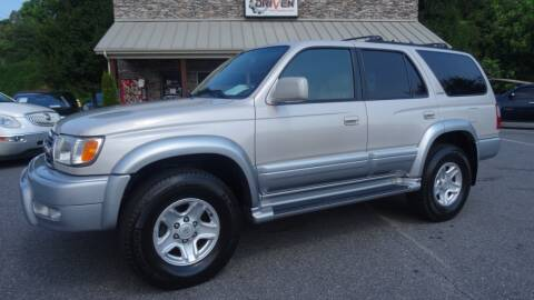 1999 Toyota 4Runner for sale at Driven Pre-Owned in Lenoir NC