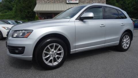 2010 Audi Q5 for sale at Driven Pre-Owned in Lenoir NC