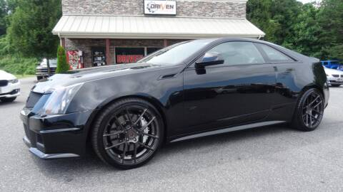 2014 Cadillac CTS-V for sale at Driven Pre-Owned in Lenoir NC