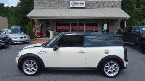 2009 MINI Cooper Clubman for sale at Driven Pre-Owned in Lenoir NC