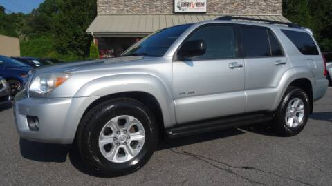 2009 Toyota 4Runner for sale at Driven Pre-Owned in Lenoir NC